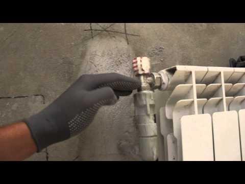 видео: Неграмотно смонтированный радиатор. Разбор ошибок