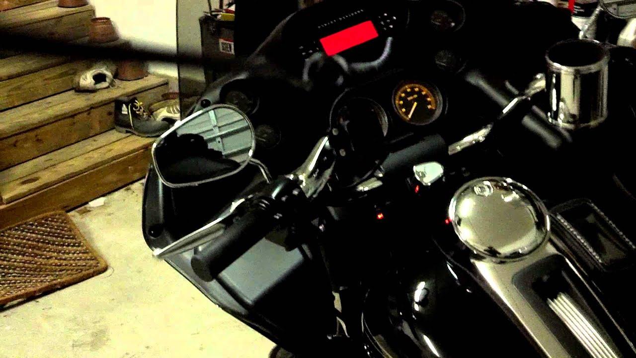 Harley Davidson Road Glide Stereo Upgrade