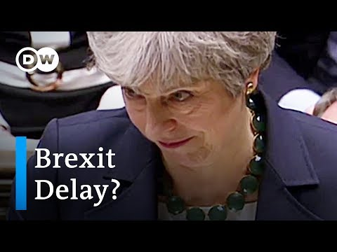 Will the UK Parliament delay Brexit? | DW News