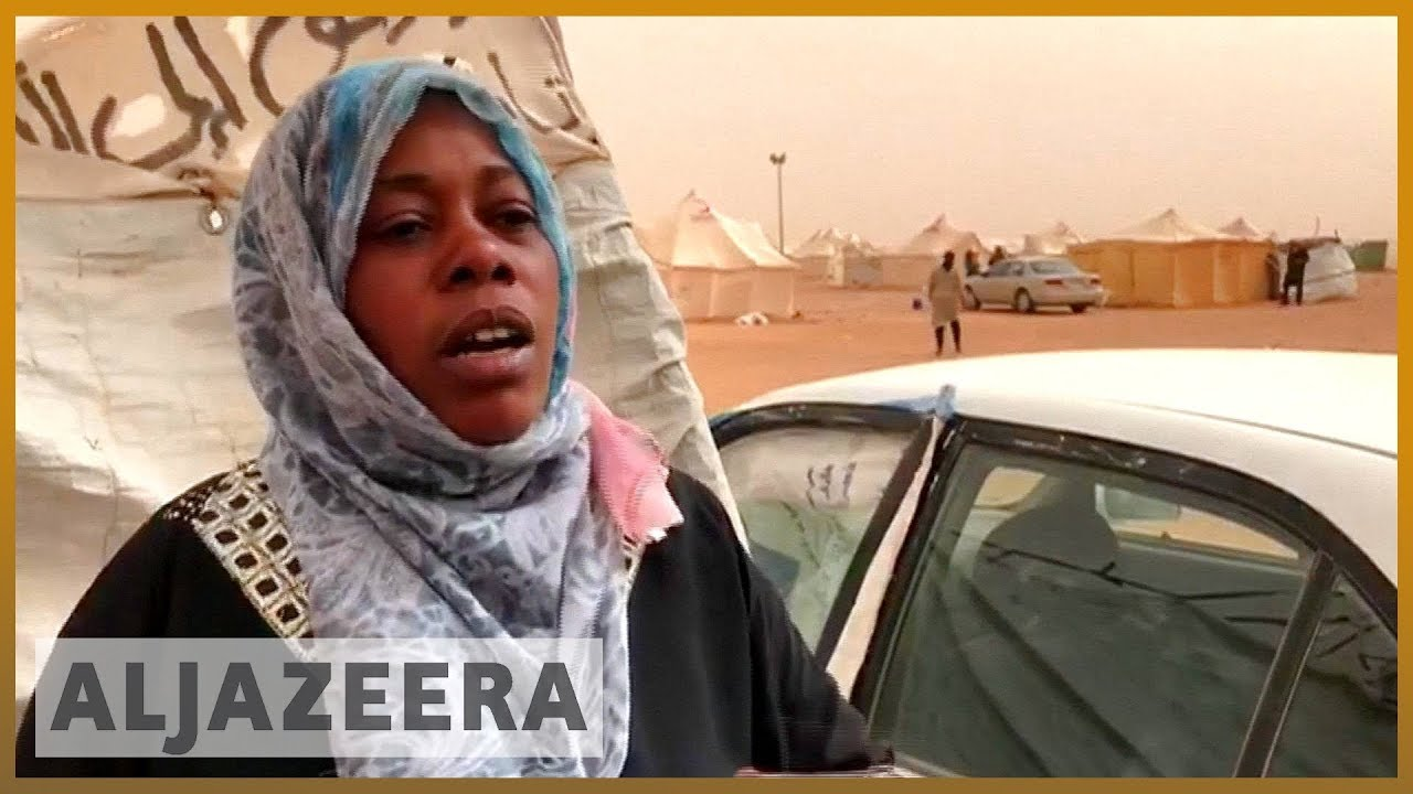 ?? Libya's Tawergha IDPs: 'We live in very difficult conditions' | Al Jazeera English