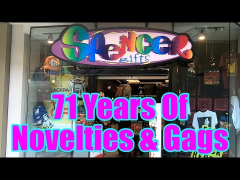 Spencer Gifts: 71 Years Of Novelties & Gags | Retail Archaeology