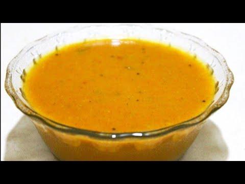 સાઉથ ઇન્ડિયન સાંભાર રેસીપી    Sambar Recipe Step By Step