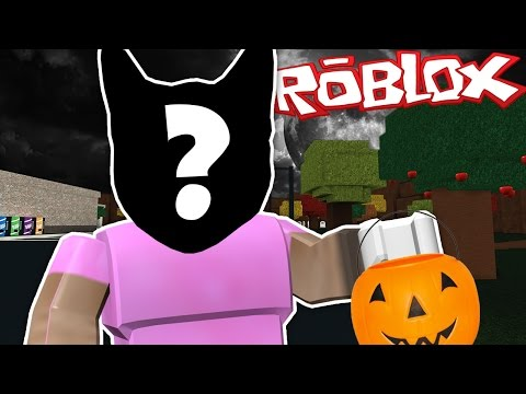 BEST HALLOWEEN COSTUME IN ROBLOX!! (Roblox Trick or Treating)