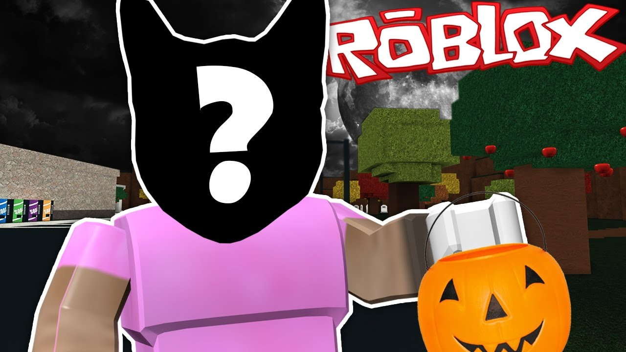 BEST HALLOWEEN COSTUME IN ROBLOX!! (Roblox Trick or ...