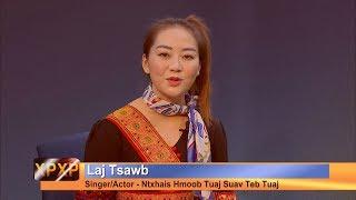 XAV PAUB XAV POM: With guest Laj Tsawb from China.