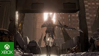 Code Vein - The Revenants Demo Trailer