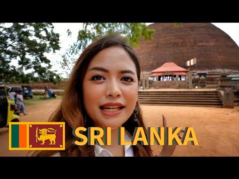 Sacred City of ANURADHAPURA - Buddhism in SRI LANKA [Ep. 6]