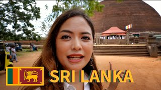 Sacred City of ANURADHAPURA - Buddhism in SRI LANKA [Ep. 6]