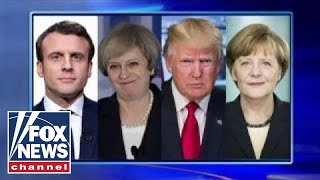 World leaders condemn Russia for spy attack