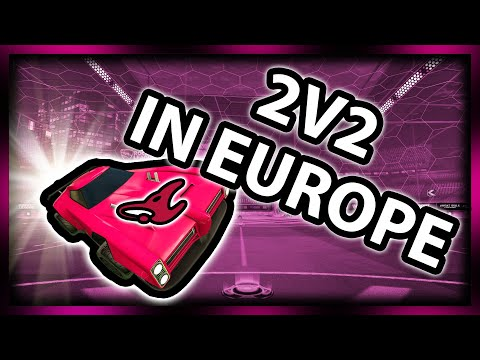 Mousesports 2v2 in Europe! High Level 2v2 Lobbies
