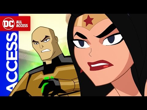 JUSTICE LEAGUE ACTION: Wonder Woman vs. Lex Luthor