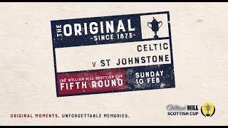 Celtic 5-0 St Johnstone | William Hill Scottish Cup 2018-19 – Fifth Round
