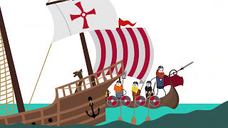 Video The Vikings - In a nutshell download MP3, 3GP, MP4, WEBM, AVI, FLV Agustus 2018