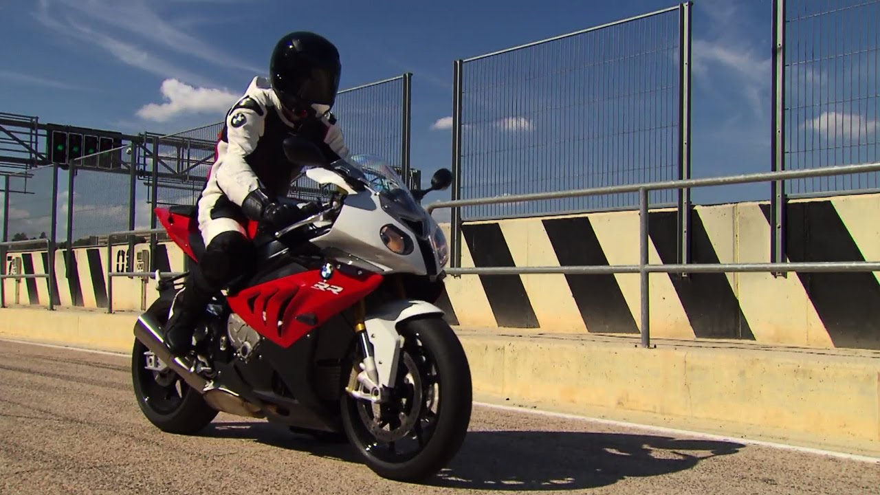 2012 BMW S 1000 RR On Track 193 Hp
