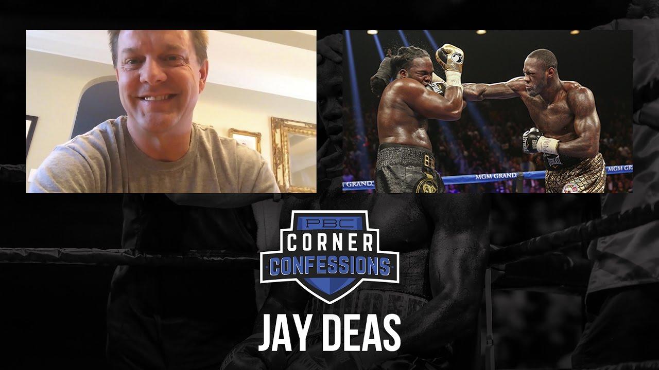 Corner Confessions: Jay Deas