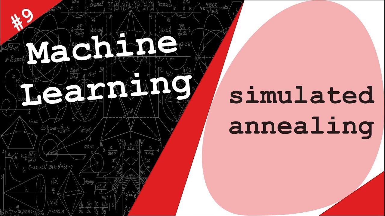 Simulated Annealing x SGD x Mini-batch | Machine Learning w TensorFlow & scikit-learn