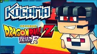 Kogama - Dragon Ball Z O Renascimento de 'F'