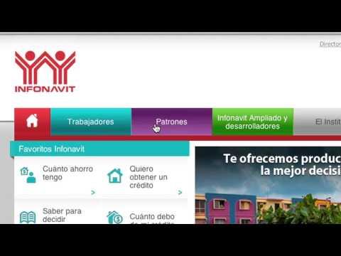 Portal Infonavit 2013
