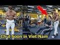 Khi Người Việt Gặp Quái Vật Thể Hình Hàn Quốc - Chul Soon Tới Việt Nam