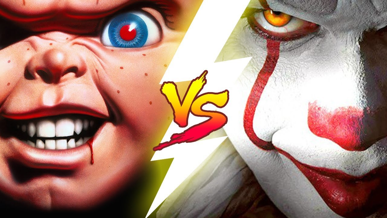 IT A COISA PALHAO PENNYWISE VS CHUCKY BRINQUEDO ASSASSINO No MINECRAFT YouTube