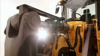 Volvo L60Gz, L90Gz, L120Gz promotional video