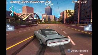 Fast Five The Movie: Official Game for Mac Gameplay (HD) - OneClickMac