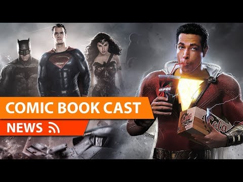 SHAZAM Actor on Joining the Justice League & More