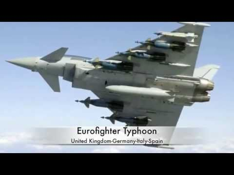 Best military aircrafts