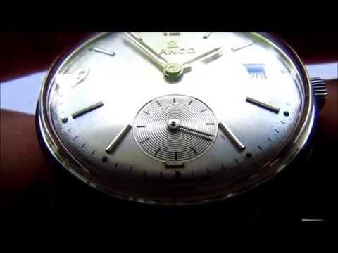 Lanco Wristwatch 1960s