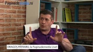 Paginademedia Live cu DragosPatraru. Inregistrarea integrala
