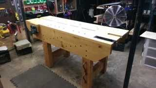 Twl 5 - Time For A New Workbench - Part 2