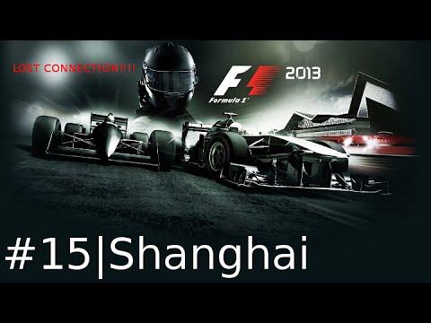 F1 2013 Classic Mode 50% Online-Rennen # 15|Shanghai