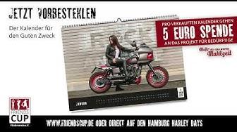 der Hamburg Harley Days Kalender 2020