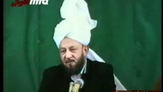 (Urdu) Writings of Hazrat Mirza Ghulam Ahmad Qadiani(as) & Muslim Scholars, Sermon 12 April 1985