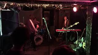 Velvet Starlings - Bullfight (Live @ Henry's Cellar Bar, Edinburgh Scotland)