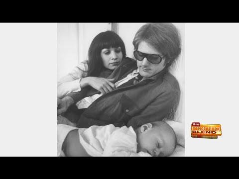 Ianthe McGuinn ex wife of Rock legend Roger McGuinn from The Byrds talks about her memoir