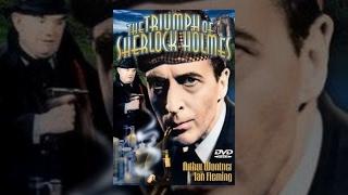 Шерлок Холмс: Триумф Шерлока Холмса (1935) фильм