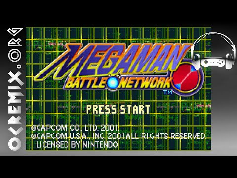 OC ReMix #3036: Mega Man Battle Network 'Let's Bust Some Viruses!' [Theme (1-2, 4-6)] by timaeus222