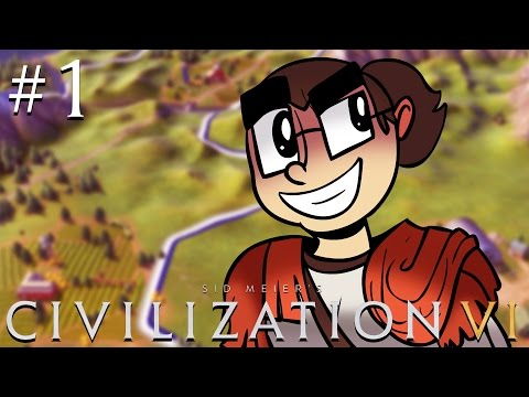 Civilization VI [Six!!] - Let's Play Rome - Part 1