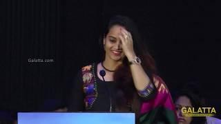 Bigg Boss Suja Varunee Speech at Kathirupor Pattiyal Audio Launch
