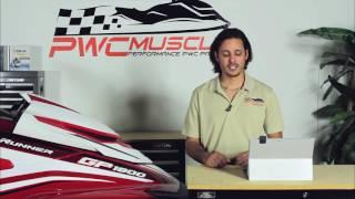Yamaha GP1800 Power Filter Results Video