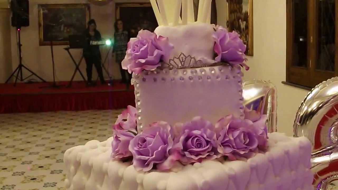Famoso Compleanno di Rosanna Fattoruso 18 anni GH Le Zagare Sant'Antonio  FY14