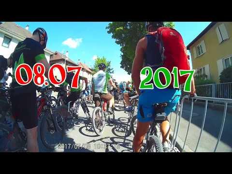 23. Albstadt Bike Marathon 2017: Komplette Strecke