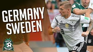 GERMANY 2-1 SWEDEN LIVE Stream Watchalong 2018
