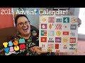 NEW 2018 TSUM TSUM ADVENT CALENDAR! SPOILERS!!