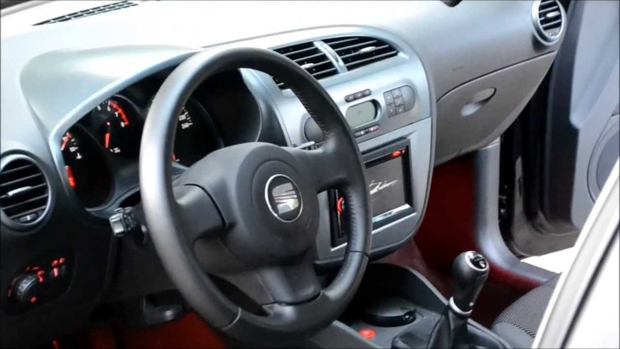 seat leon 1p youtube. Black Bedroom Furniture Sets. Home Design Ideas