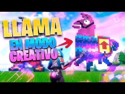 Full Download] Omg Hago El Mejor Pixel Art De Llama En Fortnite