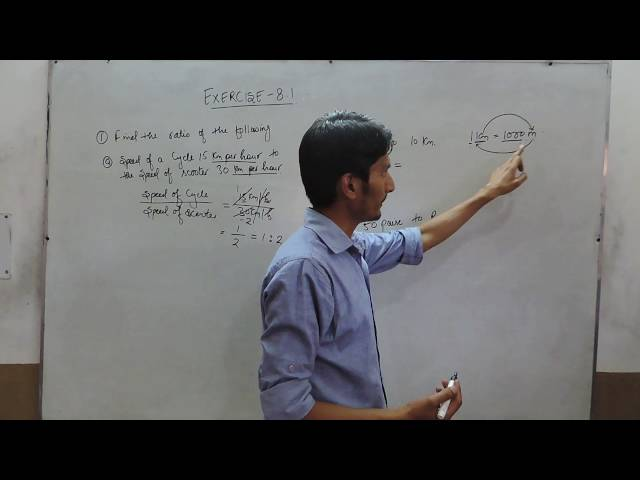 Comparing Quantities Ex 8.1 Q 1 - NCERT Class 8th Maths Solutions