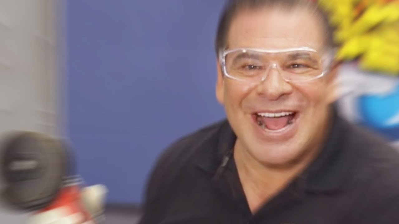 Phil Swift From Flex Tape Loses His Mind Youtube