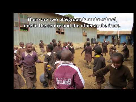 A day in the life of a child in Kenya